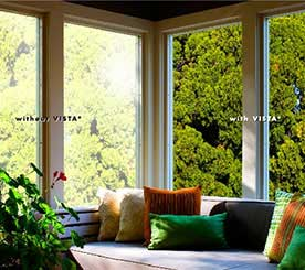 Vista Residential Window Film